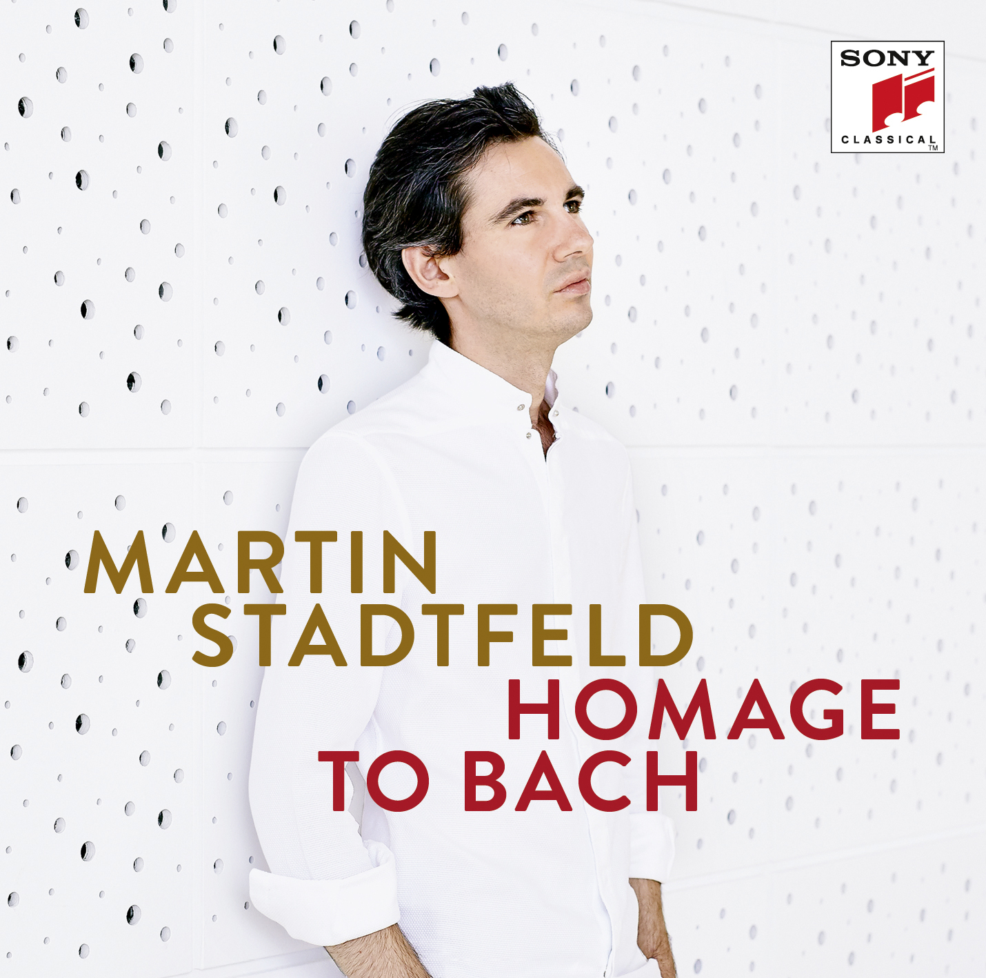 Martin Stadtfeld - Homage to Bach